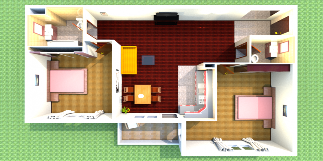Apartamente Noi, Vanzare, Listing ID 1196, Orizont,