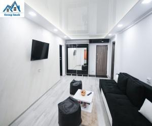 Apartament de lux, apartament de vanzare, apartament 3 camere, apartament mobilat si utilat, apartamente 3 camere Bacau, apartament Nord, apartament bacau