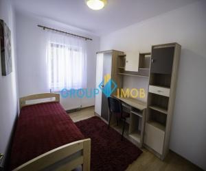 Apartament cu 3 camere, inchiriere apartament bacau, chirie bacau, apartament lux, apartament mobilat si utilat.